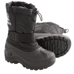 Kamik Tickle7 Pac Boots - Waterproof (For Kids)