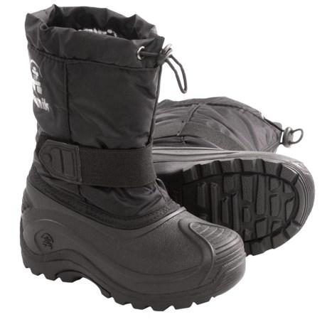 Kamik Tickle7 Pac Boots - Waterproof (For Kids)