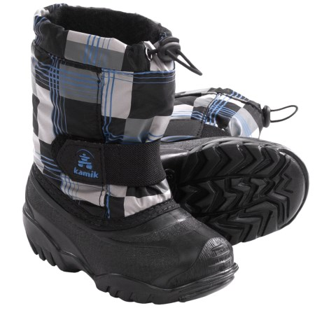 Kamik Tickle4 Pac Boots - Waterproof (For Kids)