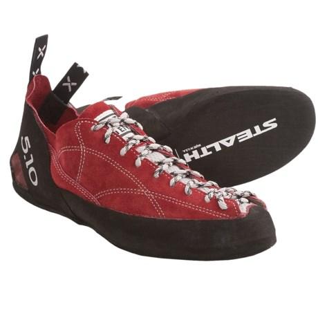 Five Ten 2012 Coyote Climbing Shoes - Lace-Ups (For Men)