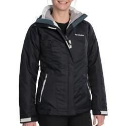 Columbia Sportswear Vertical Convert Interchange Jacket - 3-in-1 (For Women)
