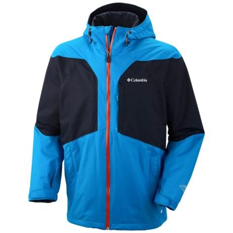 Columbia Sportswear Evergreen Omni-Tech® Omni-Heat® Shell Jacket - Waterproof (For Men)