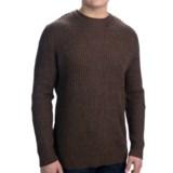 White Sierra Cabin Fever Sweater (For Men)