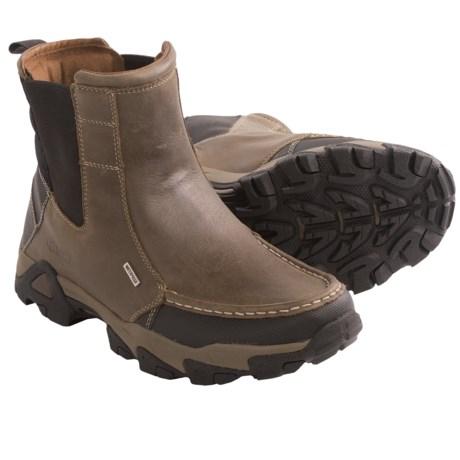 Ahnu Tamarack Boots - Waterproof (For Men)