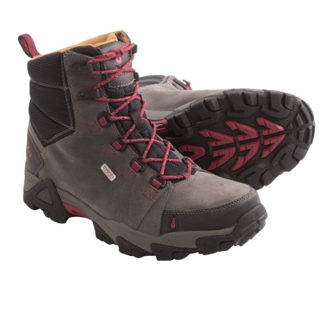 Ahnu Coburn Hiking Boots - Waterproof (For Men)