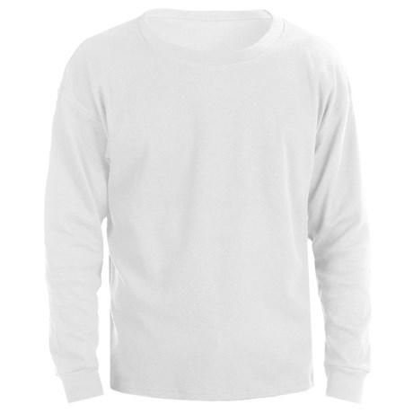 Thermal Crew Sleepshirt - Long Sleeve (For Men)
