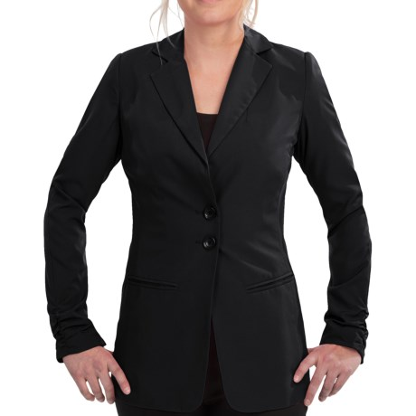 TravelSmith Ruched-Sleeve Jacket (For Women)