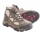 Hi-Tec Renegade Jr. Trail Boots - Waterproof (For Little and Big Kids)