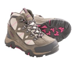 Hi-Tec Renegade Jr. Trail Boots - Waterproof (For Little and Big Kids)