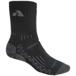 Point6 Heavyweight All Mountain Socks - Merino Wool, Crew (For Men and Women)