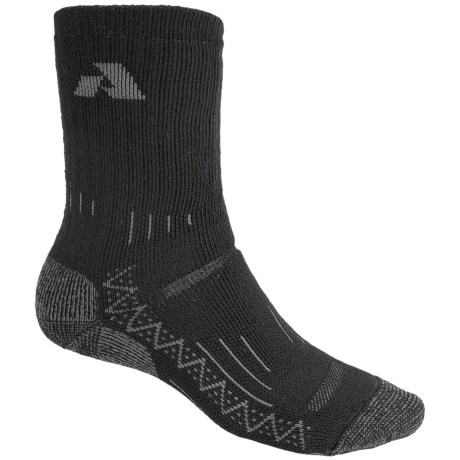 Point6 Heavyweight All Mountain Socks - Merino Wool, Crew (For Men and Women)
