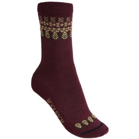 Woolrich Laurel Cardigan Socks - Merino Wool (For Women)