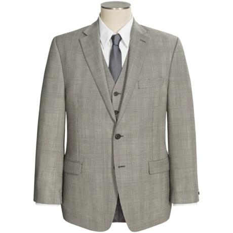 Lauren by Ralph Lauren Check Suit - Wool, 3-Piece (For Men)