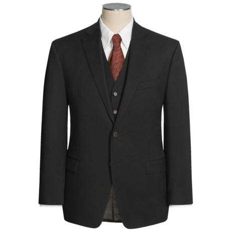 Lauren by Ralph Lauren Solid Wool Suit - 3-Piece (For Men)