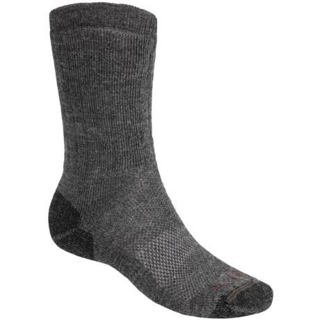 Lorpen Midweight Hiking Socks - 2-Pack, Merino Wool (For Men and Women)