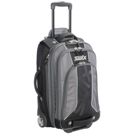 Swix Rolling Upright Bag