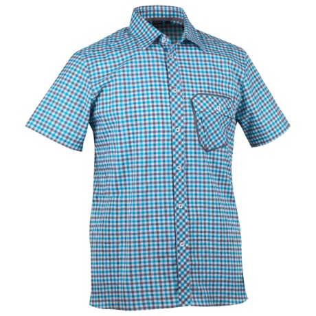 KJUS Destination Shirt - Short Sleeve (For Men)