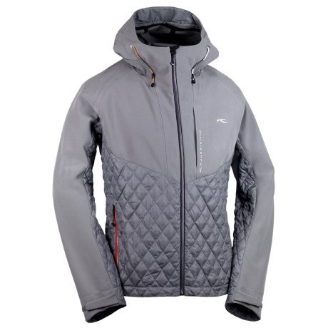 KJUS Equilibrium Down Soft Shell Jacket - 650 Fill Power (For Men)