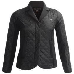KJUS Quilted Blazer Jacket - Insulated (For Women)