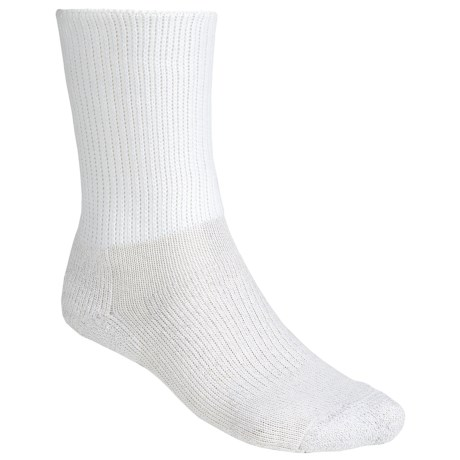 Thorlo Dress Socks - Medium Cushion, Crew (For Men and Women)