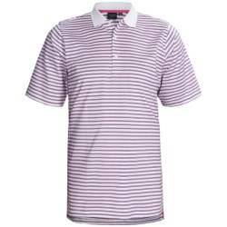 Fairway & Greene Lisle Polo Shirt - Short Sleeve (For Men)