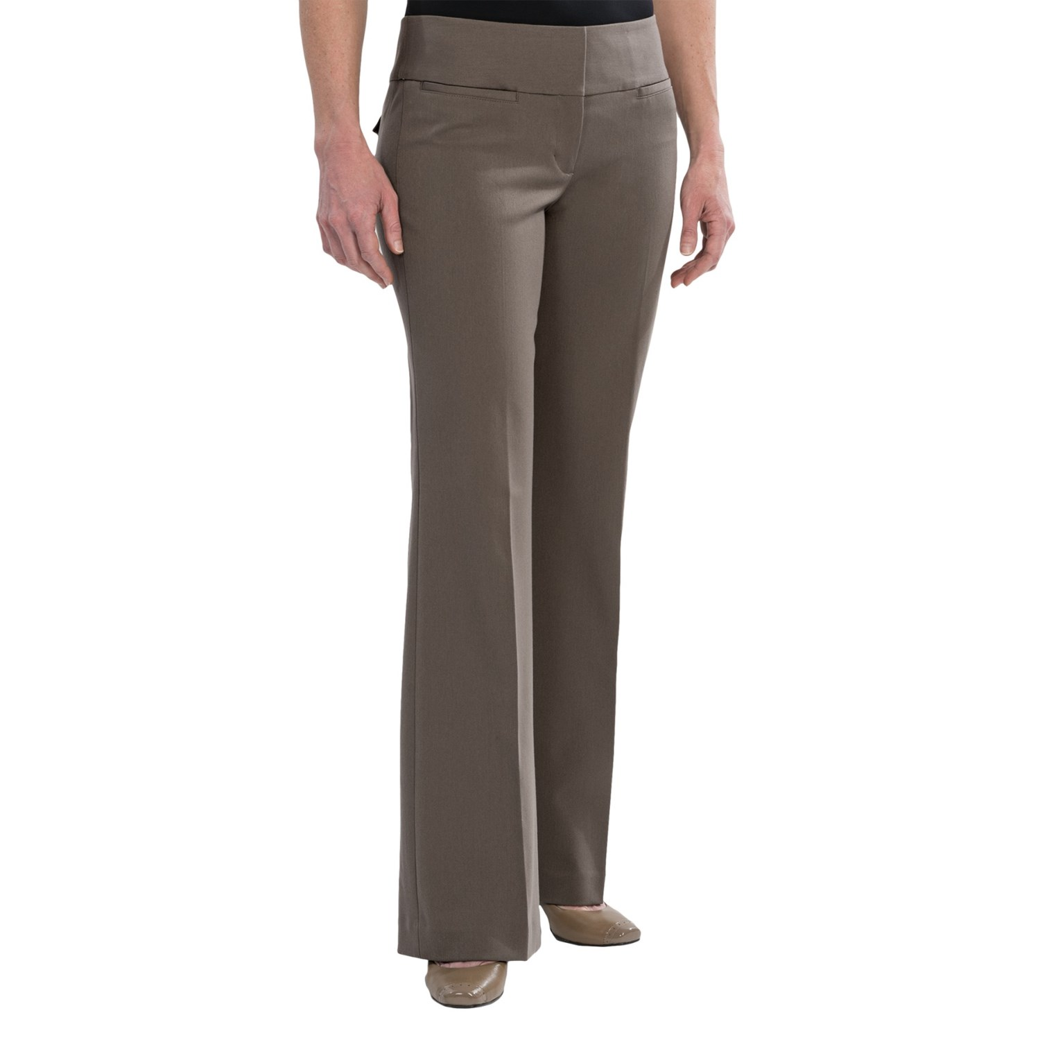 Whether you're looking for women's dress pants for work or laid back capris for your days off, you will find a vast array of pants in an assortment of colors, designs and sizes. Women's leggings are flexible and extremely comfortable for the weekend when you're lounging about the house or running errands.