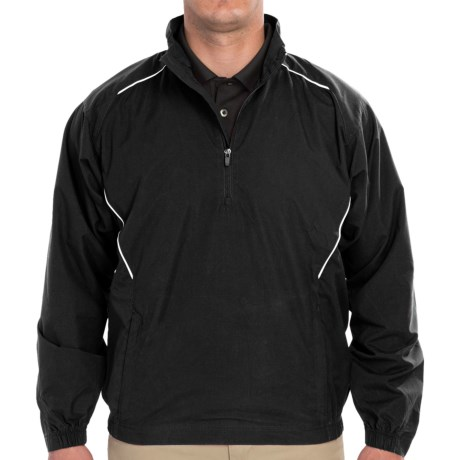 Freeswing Pullover Golf Jacket (For Men)