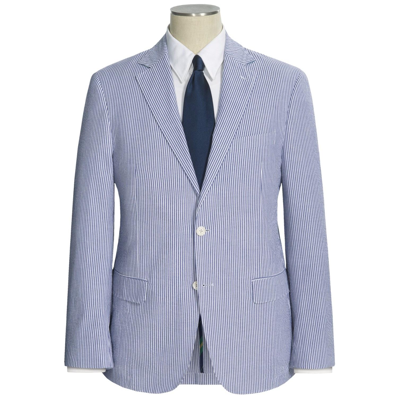 flynt seersucker suit for men 7368d save 60. Black Bedroom Furniture Sets. Home Design Ideas