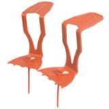 Tanglefree Mallard Duck Feet - 6-Pack