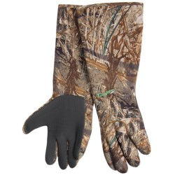 Tanglefree Neoprene Gauntlet Gloves