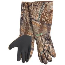 Tanglefree Neoprene Gauntlet Gloves