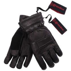 Grandoe Convoy Gloves - Waterproof, Insulated (For Men)