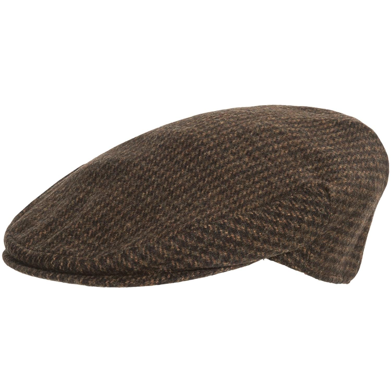 Wool Blend Tweed Ivy Cap (For Men) 7374V