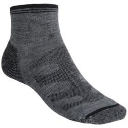 Merrell Peak Socks - Merino Wool, Quarter-Crew (For Men)