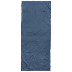 Sea to Summit Premium Cotton Travel Liner - Rectangular, Pillow Pocket