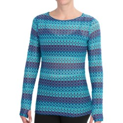 Moving Comfort Vibe Shirt - Long Sleeve (For Women)