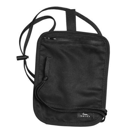 Bucky Chester Security Pouch