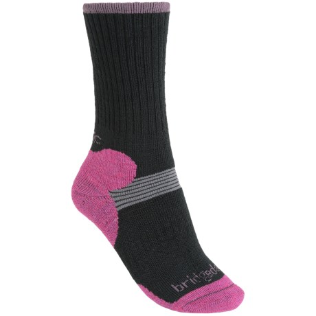 Bridgedale Cross-Country Ski Socks - Merino Wool, Crew (For Women)