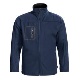 Landway Soft Shell Jacket - Fleece Lining (For Men)