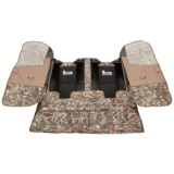 Banded Two-Man Layout Ground Blind