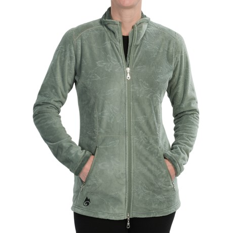 Hot Chillys La Paz Zip Jacket (For Women)