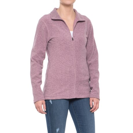 Hot Chillys Baja Fleece Jacket (For Women)