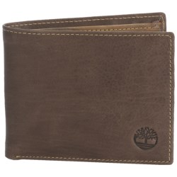 Timberland Banker Leather Bifold Wallet