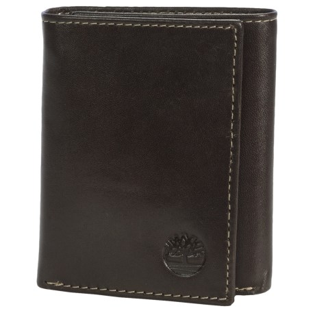 Timberland Trifold Wallet - Shiny Leather