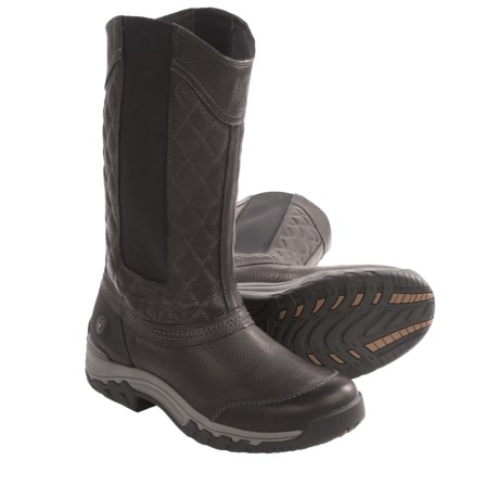 muck boots - Review of Ariat Breda H2O Western Boots - Waterproof ...
