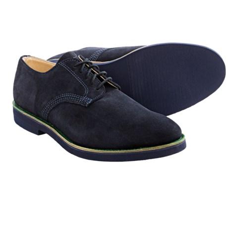 Walk-Over Derby Welt Oxford Shoes (For Men)