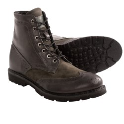 Walk-Over Zachary Wingtip Boots (For Men)