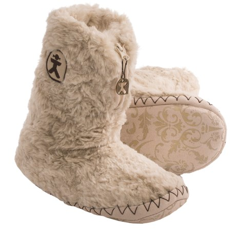 Bedroom Athletics Cole Boot Slippers (For Women)