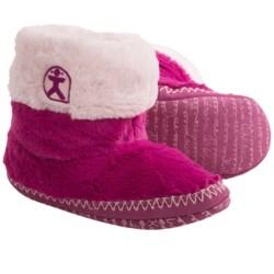 Bedroom Athletics Fern Boot Slippers (For Women)