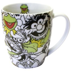 Disney Muppets Coffee/Tea Mugs - Set of 4